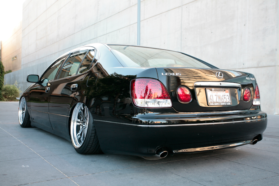 Used Cars For Sale Bay Area >> CA Bay Area: 2000 GS300 VIP black on black - ClubLexus ...