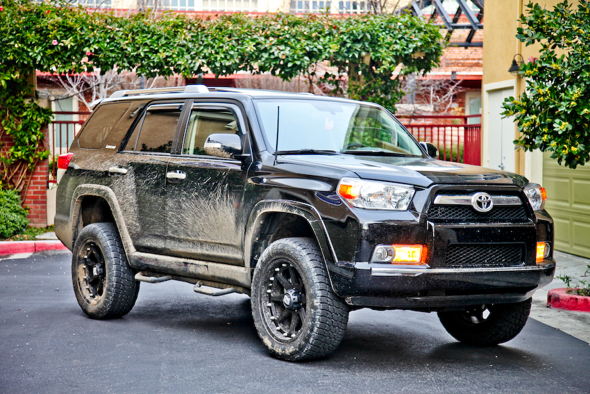 **RiDE T4R Build** 2011 LE Zombie Crusher - Toyota 4Runner ...