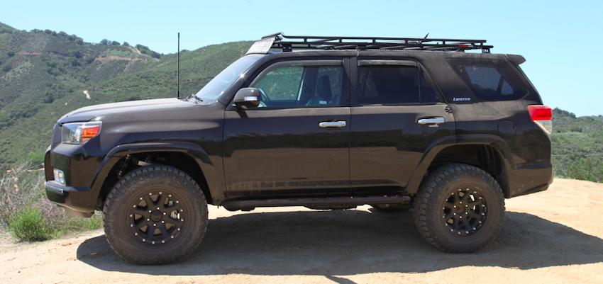 **RiDE T4R Build** - 5th gen - Toyota 4Runner Forum ...