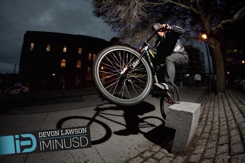 Devon Lawson iMiNUSD