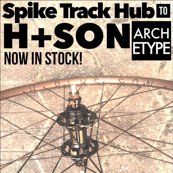 Spike Track Hubs to Archetypes