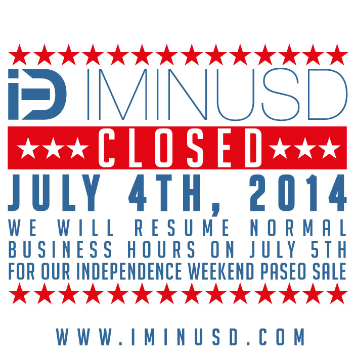 CLOSED-JULY-4th