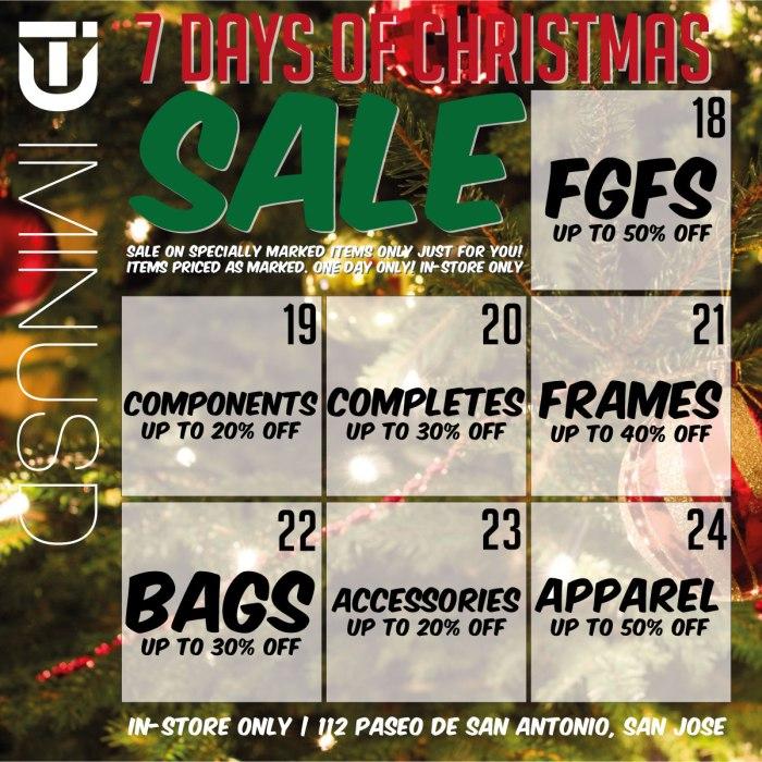 7 Xmas Sale 12182014